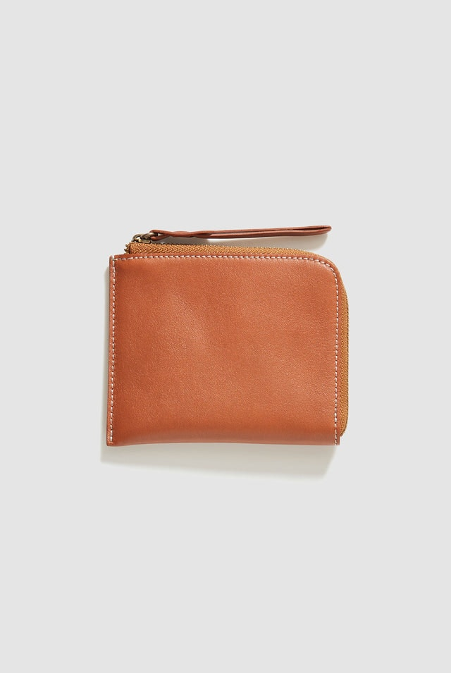 Product image for                                                     Leather Zip Wallet