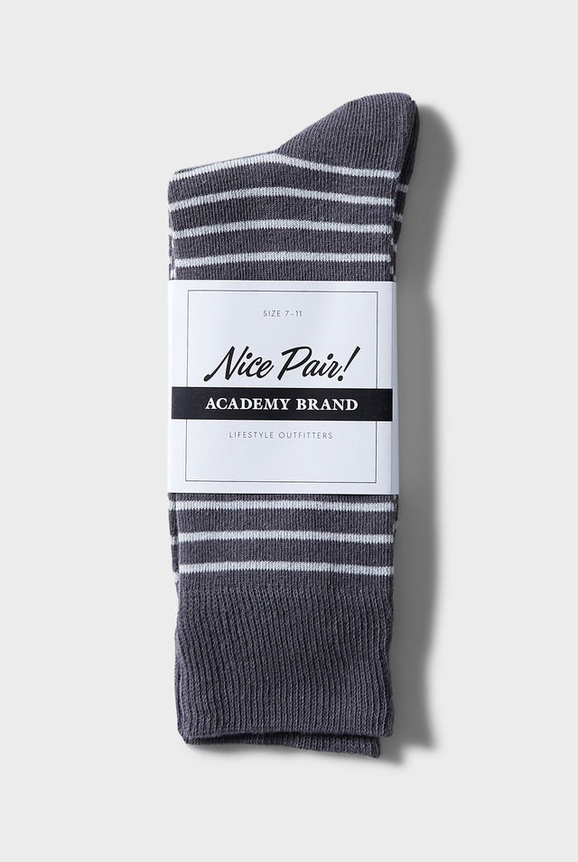 Product image for                                                     Single Pack Sock