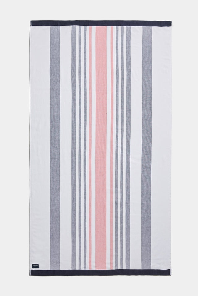 Product image for                                                     Marle Stripe Beach towel