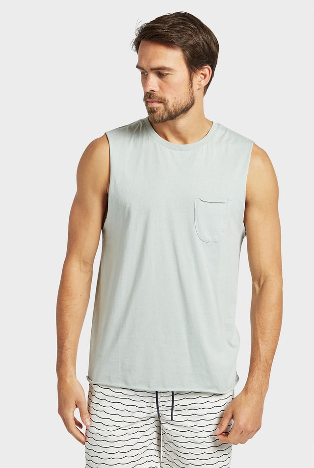 Product image for                                                     Blizzard Wash Muscle Top