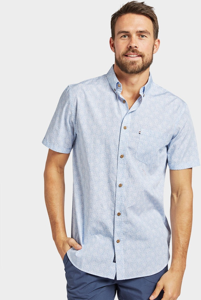 Product image for                                                     Trevally S/S shirt