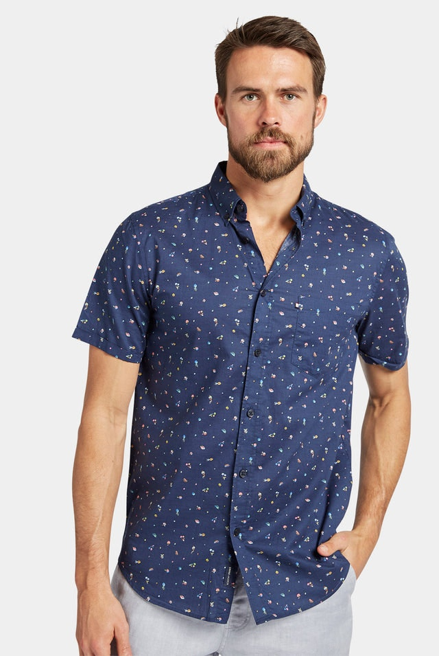 Product image for                                                     Humphrey S/S Shirt