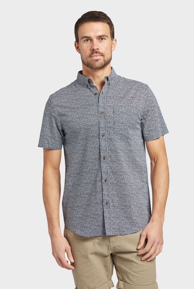 Product image for                                                     Walton S/S Shirt