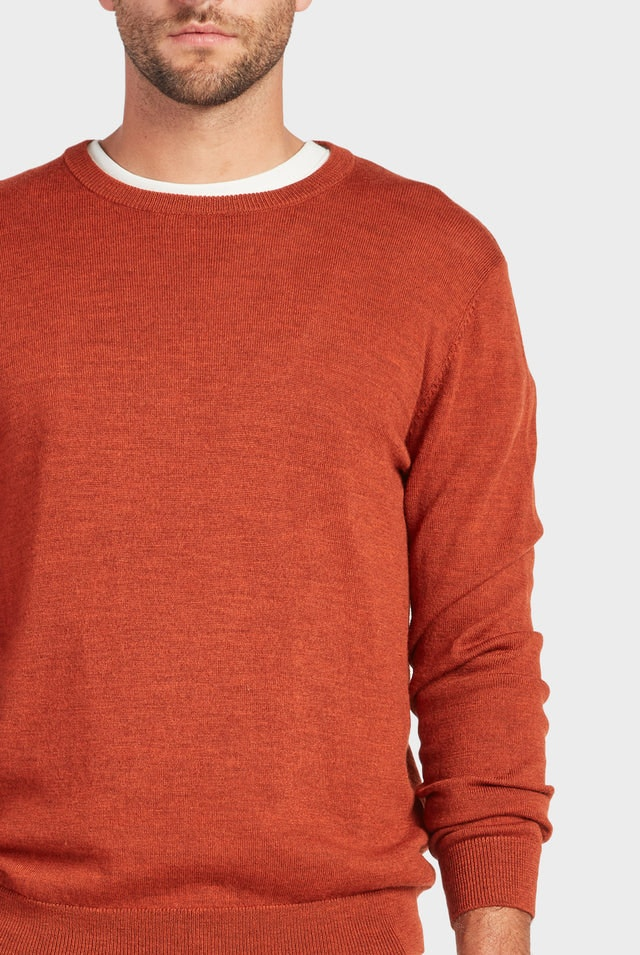 Product image for                                                     Academy Merino Crew