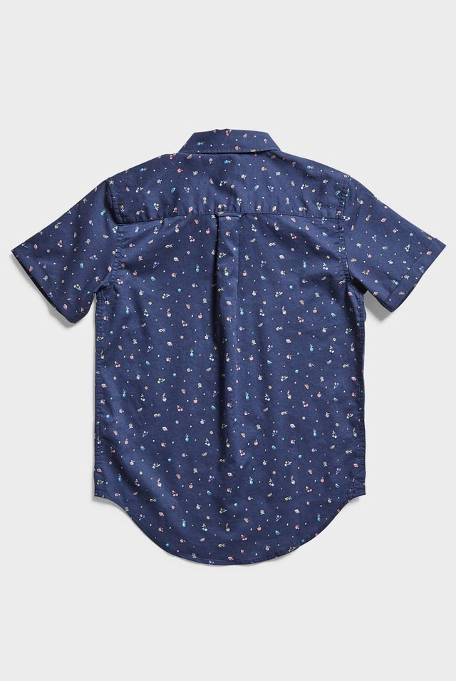 Product image for                                                     Boys Humphrey S/S Shirt