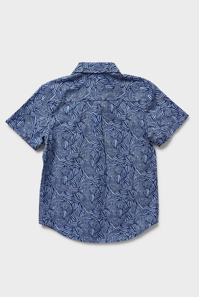 Product image for                                                     Boys Woodrow S/S Shirt