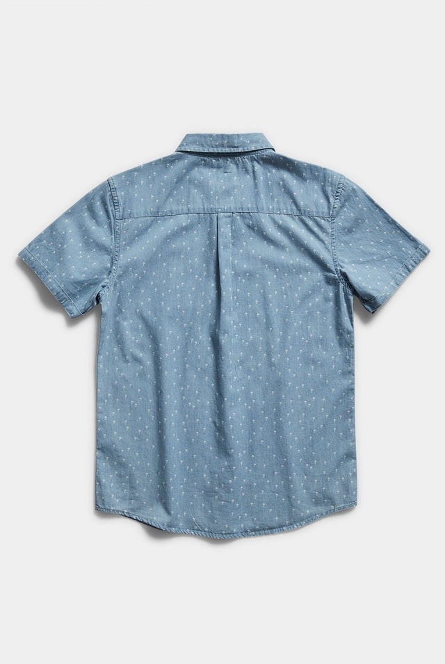 Product image for                                                     Boys Palms S/S  Shirt
