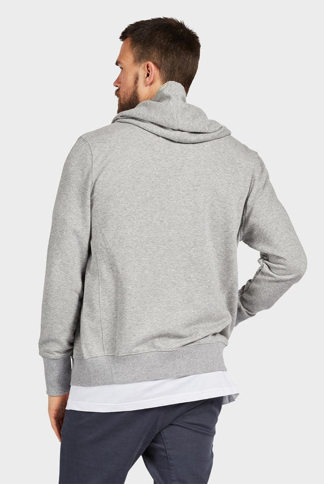 Product image for                                                     Basic Zip Hood