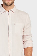 Image Thumbnail for Hampton L/S Linen Shirt