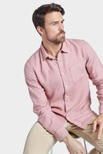 Image Thumbnail for Hampton Linen Shirt