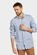 Image Thumbnail for Newport Linen Shirt