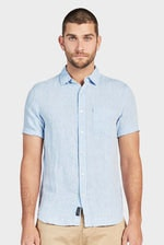 Image Thumbnail for Hampton Linen S/S Shirt
