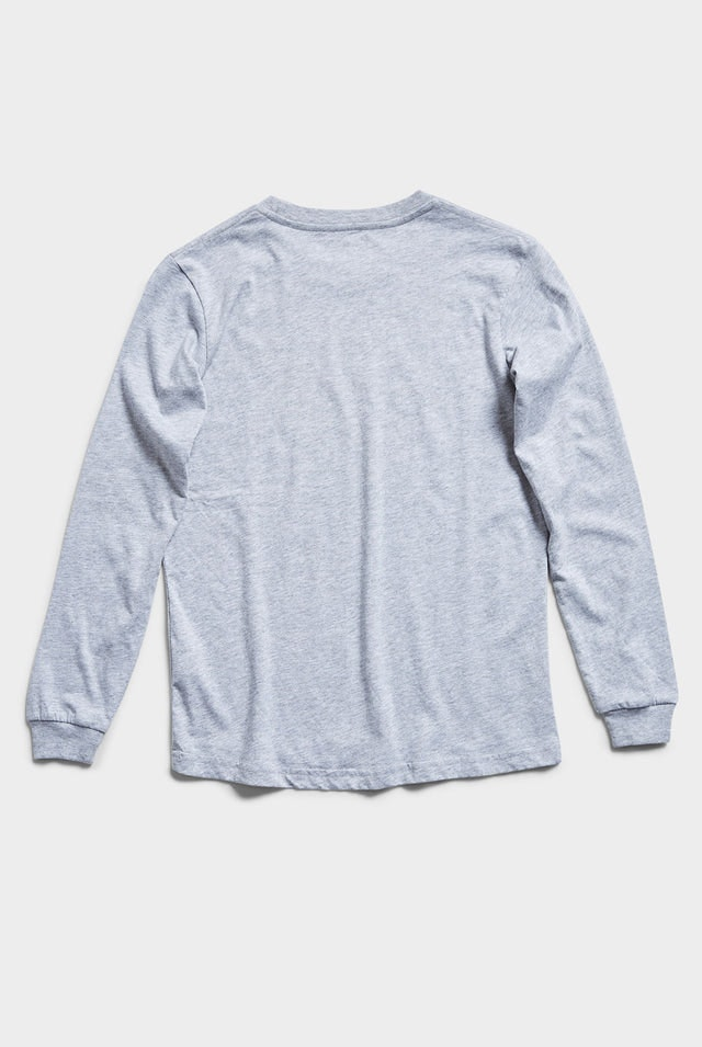 Product image for                                                     Boys Acad Basic L/S tee