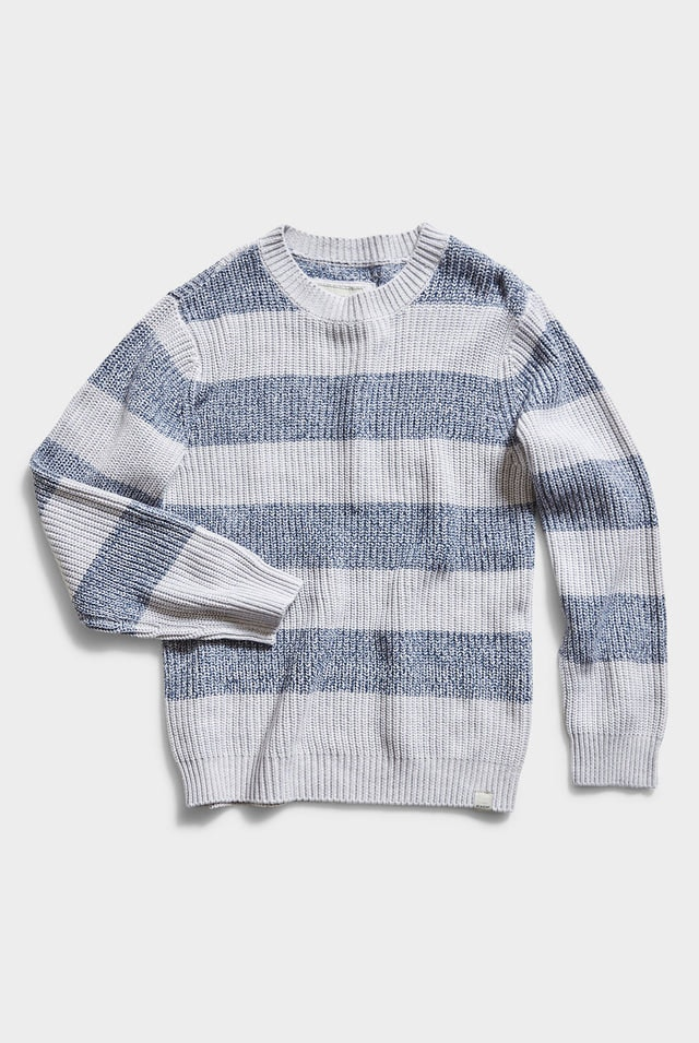 Product image for                                                     Boys Seabrook Stripe Knit