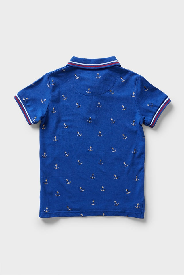 Product image for                                                     Rookie Anchor Polo