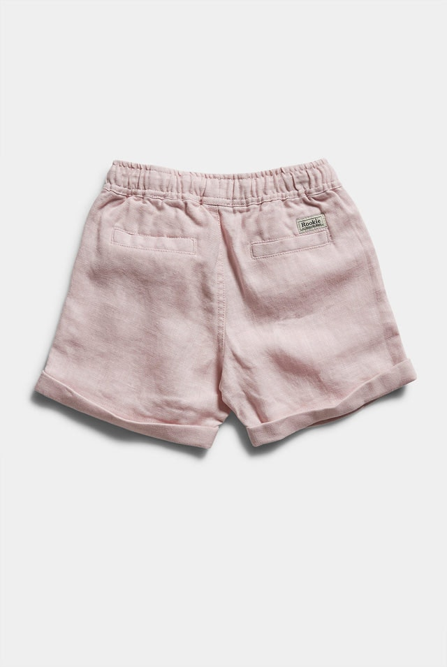 Product image for                                                     Rookie Volley Linen Short