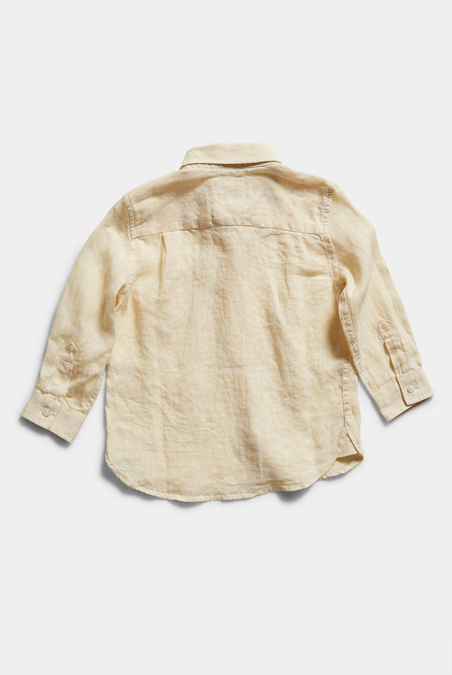 Product image for                                                     Rookie Hampton Linen Shirt