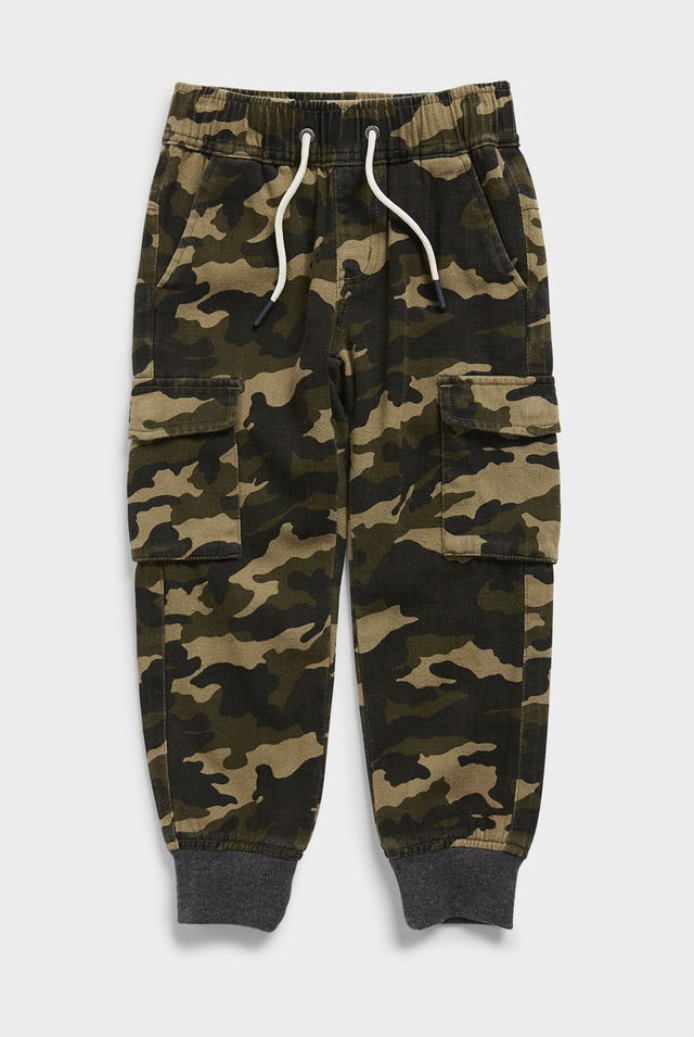 Product image for                                                     Camo Jogger Pant