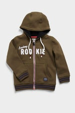 Image Thumbnail for Rookie Zip Hood