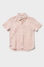 Image Thumbnail for Newport SS Linen Shirt