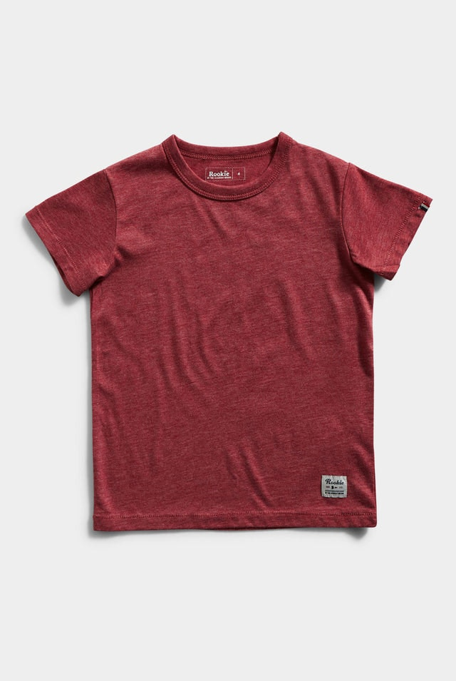 Product image for                                                     Kids Basic Crew Tee