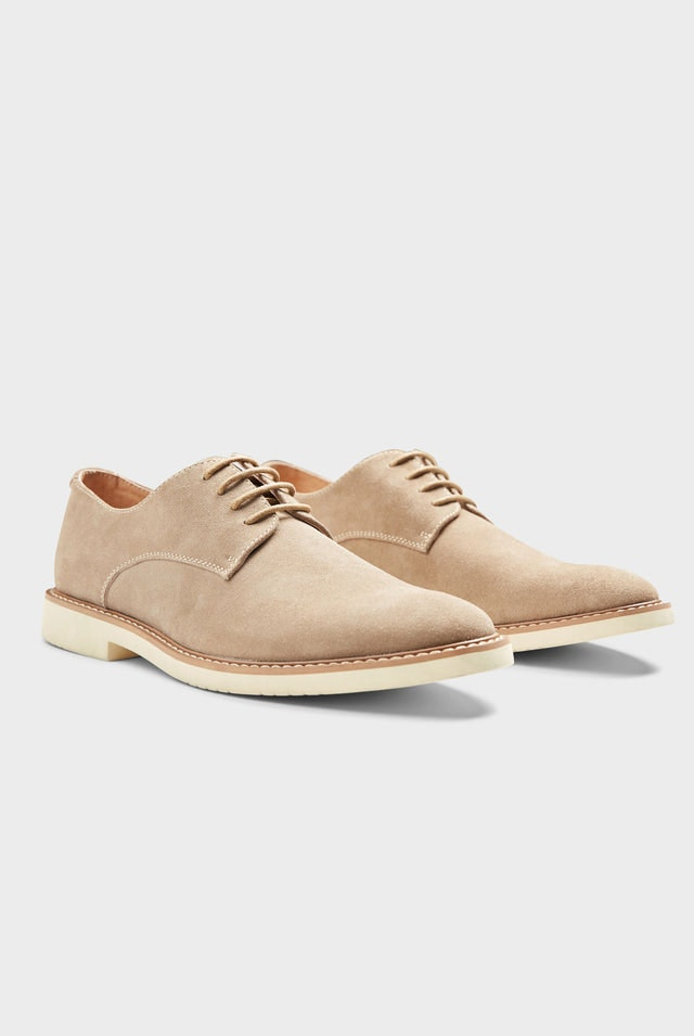 Product image for                                                     SUEDE DERBY